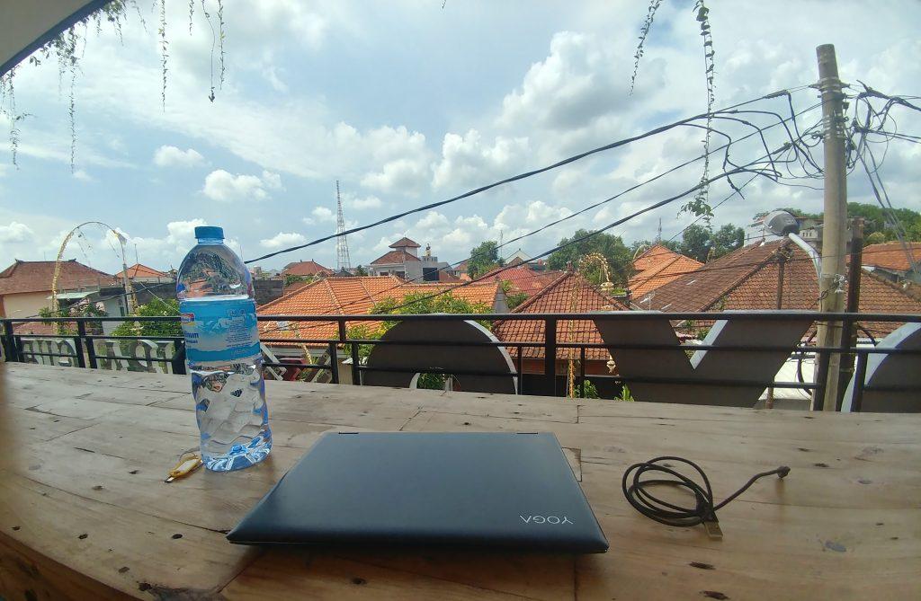 blogging in Denpasar