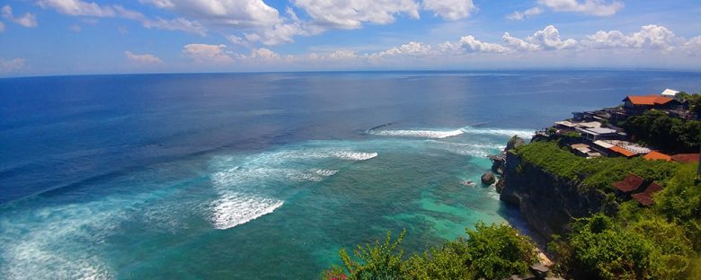 somewhere in Uluwatu