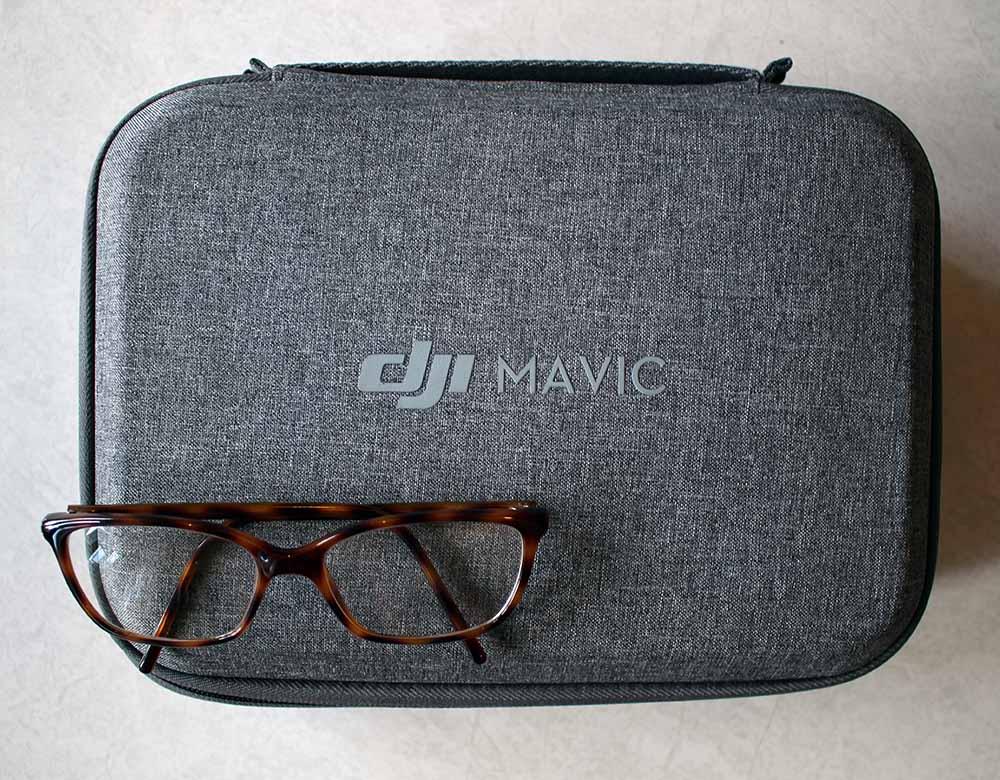 size of the DJI Mavic Mini case