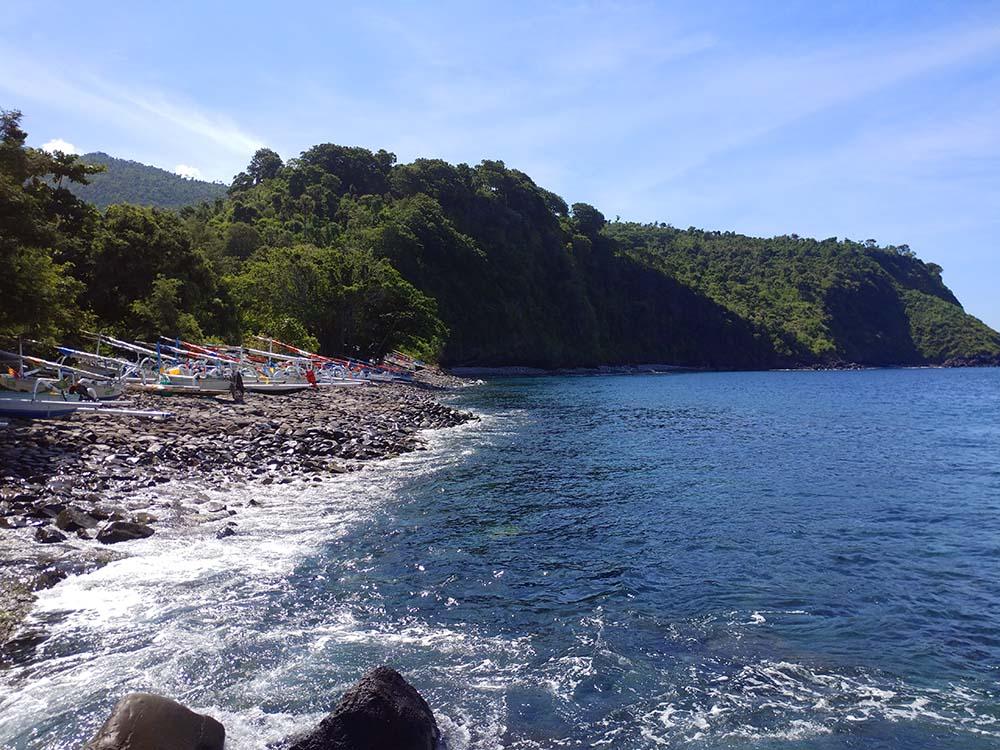Bali's eastcoast