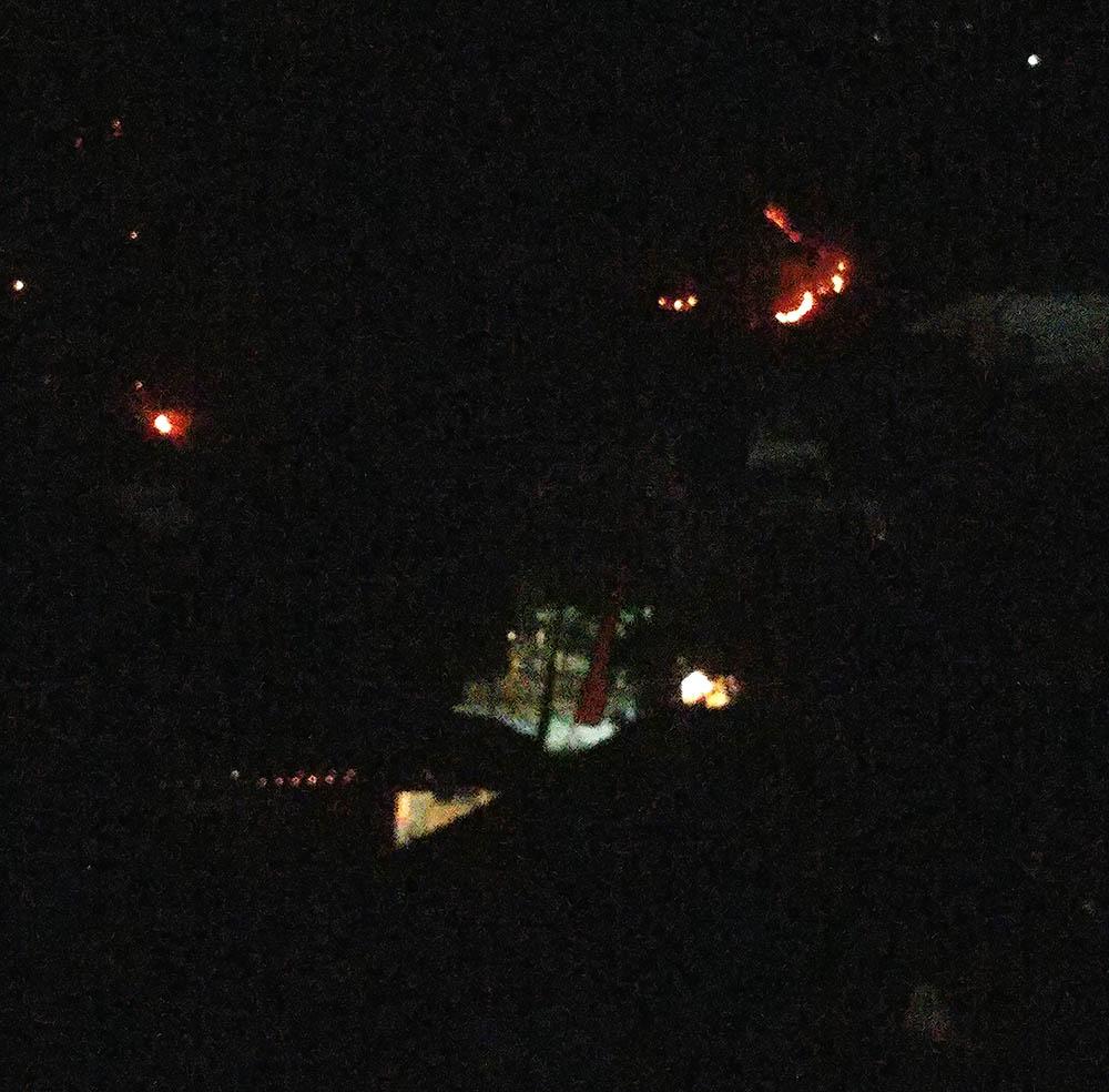 fires at Jemeluk