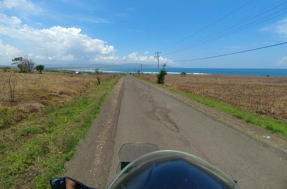 somewhere in South Sumbawa