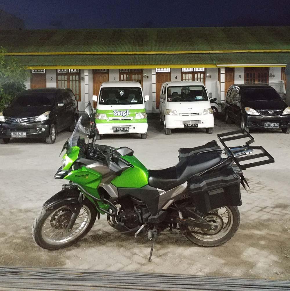 at Sumbawa Besar