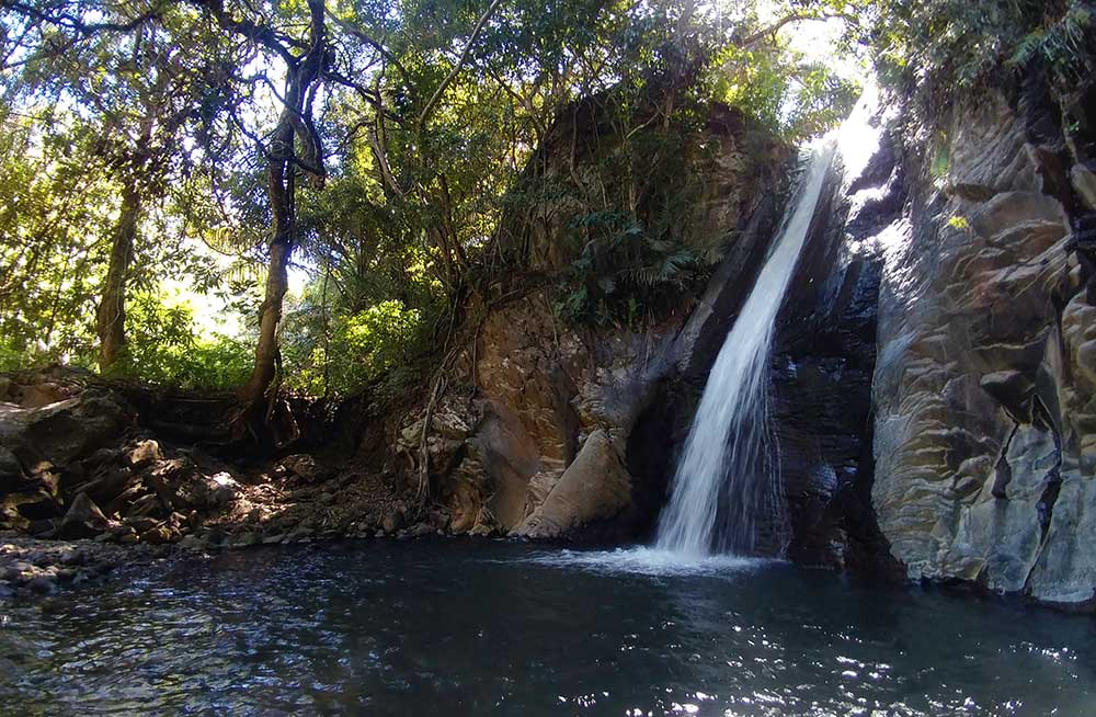 Murundao Waterfall