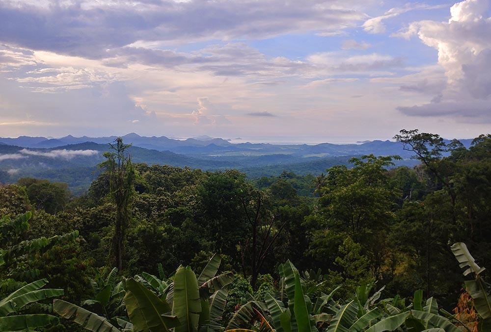 view to Labuan Bajo