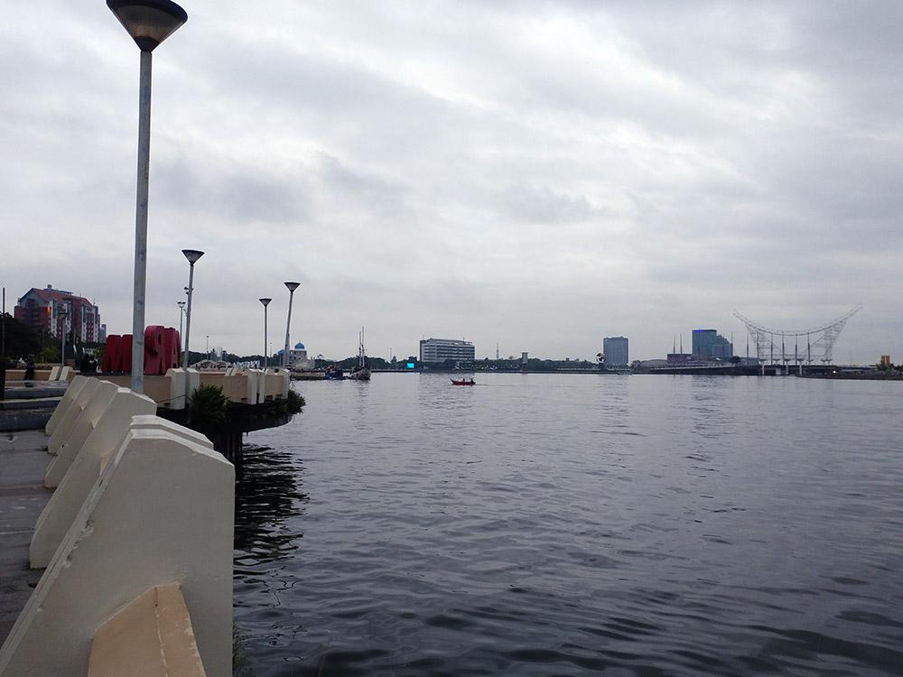 view to the bridge CPI