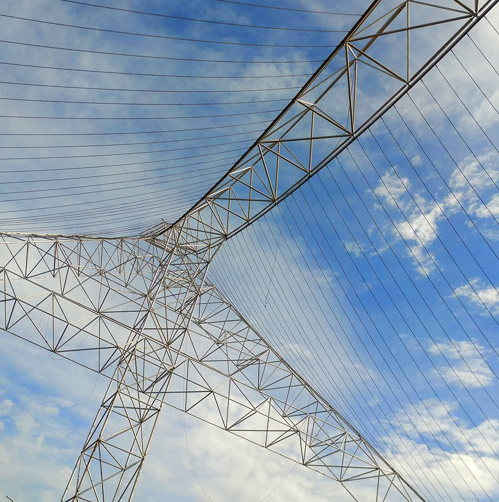sky through the CPI bridge