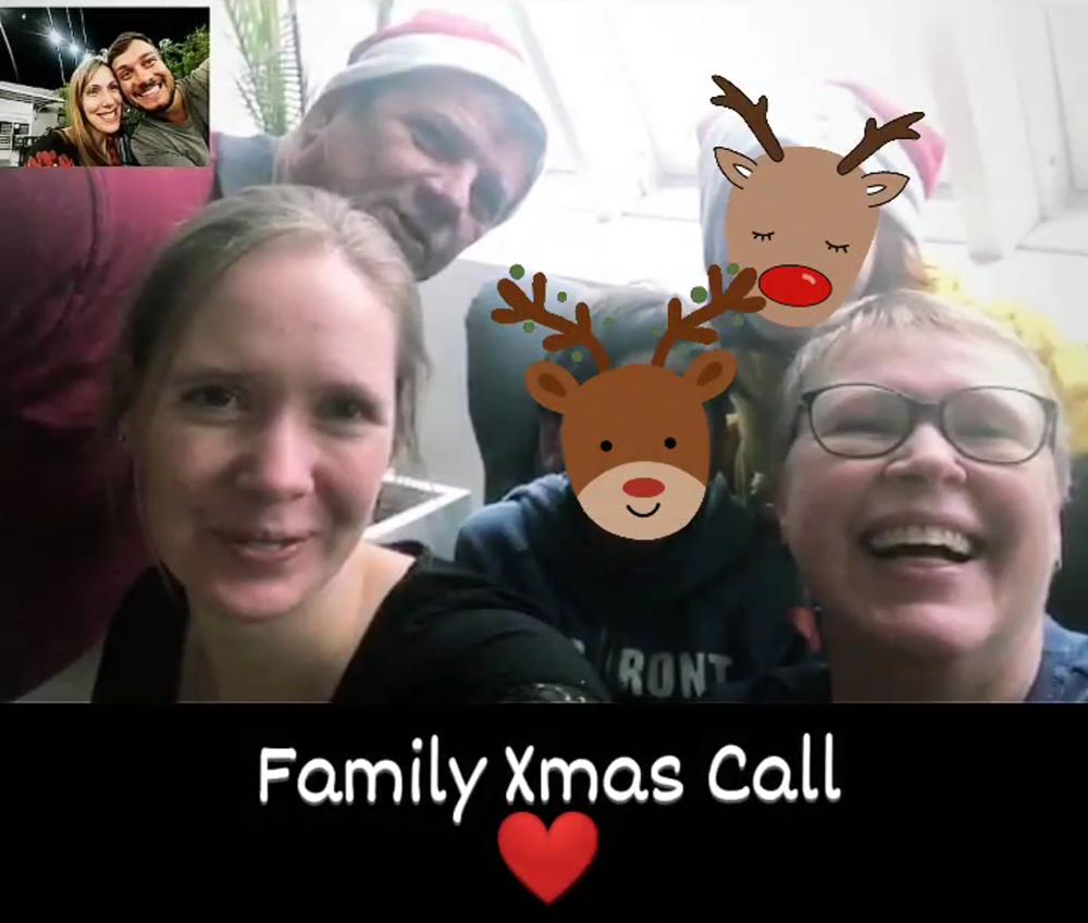 Family Skype